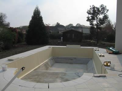 PVC armé pour piscine
